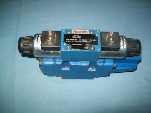 Rexroth R900955887 Hydraulic Proportional Pressure Control Valve 5 Ports 7 16