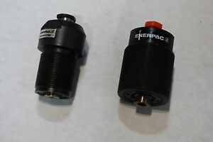 New Nos Enerpac Work Holding Cylinders Wft72 And Cdt Cylinder Usa Made