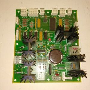 York Chiller 031 01788 Rev A Expansion Pcb Circuit Board
