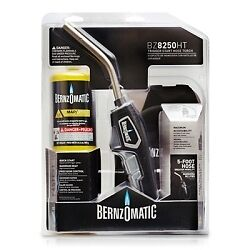 Bernzomatic Bz8250htzkc Trigger Start Hose Torch Kit