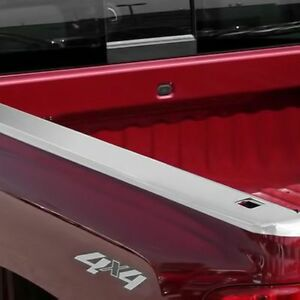 Putco 59587 Skins Side Bed Cap Stainless Steel For 2007 2013 Silverado 8 Bed