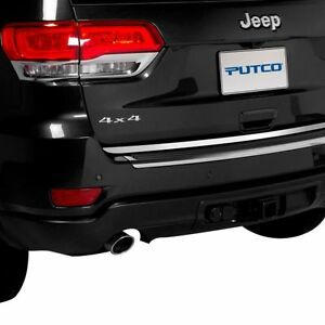 Putco 999975 Tailgate Accents Trim Abs Chrome For 2011 2017 Jeep Grand Cherokee