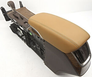 Oem Buick Lacrosse Center Console Non luxury Package Cocoa