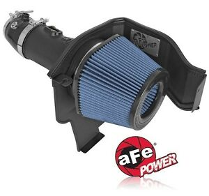 Afe Power Air Intake System W Pro5r 15 16 Dodge Hellcat 6 2l V8 Supercharged