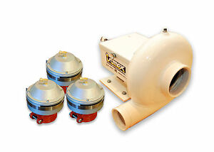 Water Truck Pump And Qty 3 Sprayer Kit centrifugal Pto Driven 650 Gpm 60 Psi