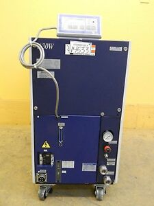 Ebara A30w Multi stage Dry Vacuum Pump 27941 Hours Mp blower Fault Tested As is