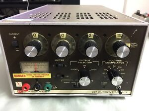 Keithley 227 Instruments Test Current Source