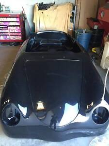 356a Speedster Replica Fiberglass Body