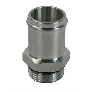 Moroso 63521 Electric Water Pump Hose Adapter 16n To 1 1 4