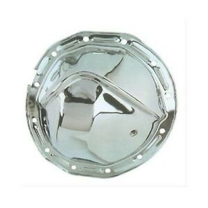 Moroso 85330 Chrome Differential Cover Gm 8 875 In Car 12 Bolt Steel