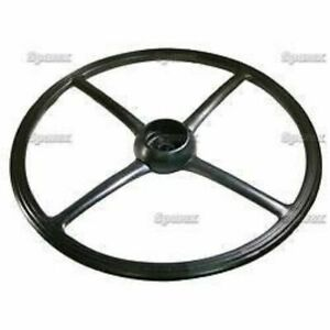 Ford Tractor Steering Wheel 9n 4 Covered Spokes 9n3600