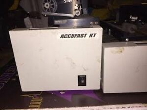 Accufast Xl W accufast Kt Tabber And Labeler Attachment