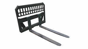New Pallet Forks For Case Loaders tractors With The Global Euro Style Coupler