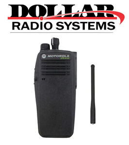 New Motorola Xpr6100 Vhf 136 174mhz Digital Dmr Xpr Radio Only Aah55jdt9ja1an