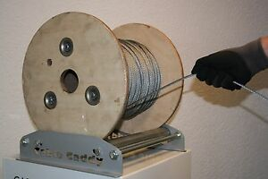 Wire Caddy No Tension Precision Crafted In Germany 13 38 Reel Width