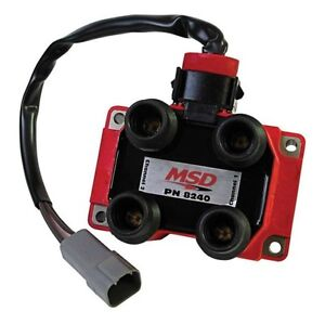 Msd 8240 Ford Dis Coil Pack For Midget Ignition