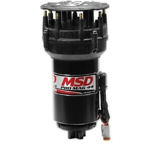 Msd 81407 Pro Mag 44 Amp Generator Ccw Rotation Black Pro Cap Band Clamp