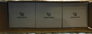 Wheaton W651603 xl Cryofile Xl Cryogenic Vial Freezer Box For 3 5ml Vials X15