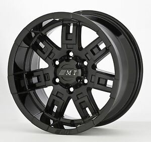 15x10 Mickey Thompson Sidebiter Aluminum Wheel 6 5 5 Original Style