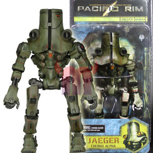 NECA Pacific Rim Jaeger Cherno Alpha 7quot; Robot Action Figure Collector Toy New $26.99