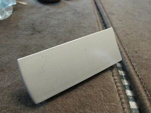 Nos 1980 1987 Ford Ltd Crown Victoria Country Squire Stone Deflector Cover Asb