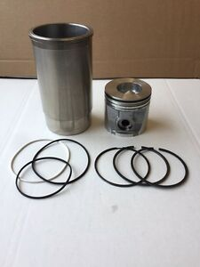 John Deere 6 404d Late Esn Piston Kit Re23160 Ar65602 4040 4230 6600 7700