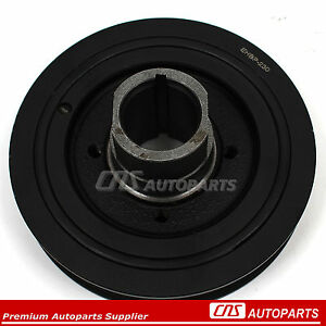 Harmonic Balancer Crankshaft Pulley For 94 04 Toyota Tacoma 4runner T100 2 4 2 7