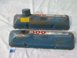 Ford 427 Valve Covers Part No 529d3e