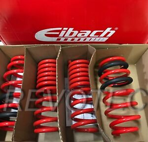 Eibach Sportline Lowering Springs For 1992 2000 Honda Civic Del Sol Eg Ek
