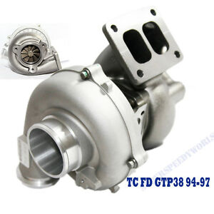 Diesel Turbo 466057 5005 Gtp38 Fits 94 97 Ford F series Trucks 7 3l Powerstroke