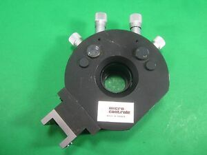 Micro Controle Optical Positioner Xy Used