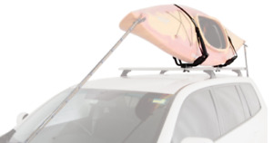Rhino Rack S510 Fixed J Style Kayak Carrier For Roof Rack Systems