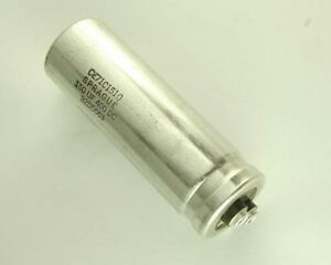 Sprague 150uf 400v Large Can Electrolytic Capacitor Ce71c151q