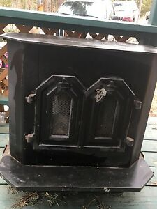 Old Fashion Wood Burning Stove