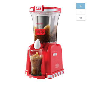 New Frozen Drink Machine Slush Margarita Maker Slushie Ice Beverage Smoothie Mix