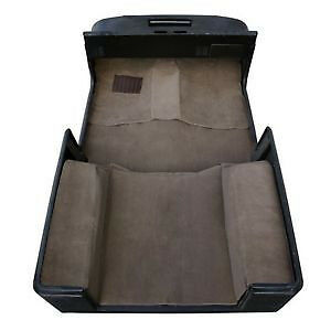 Jeep Wrangler Tj 1997 2006 Spice Color New Replacement Carpet Kit 6 Piece Deluxe