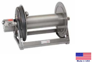 Electric Hose Reel For Pressure Washers Sprayers 22 For 5 8 3 4 Hose