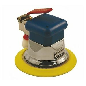 Hutchins Multi action Random Orbital Sander With 3 32 Offset 6 Hook Pad 4500h