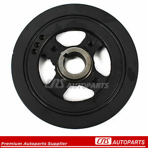 Harmonic Balancer Crankshaft Pulley For 92 98 Toyota Paseo Tercel 1 5l