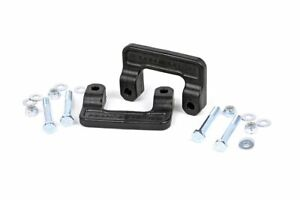 Rough Country 2 Leveling Kit Fits 07 18 Silverado Sierra 07 20 Suburban Yukon