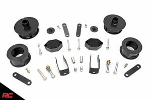 Rough Country 2 5 Lift Kit fits 2007 2018 Jeep Wrangler Jk Suspension System