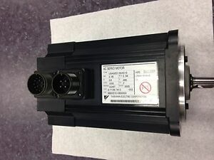 Yaskawa Usaged 05as1s Ac Servo Motor