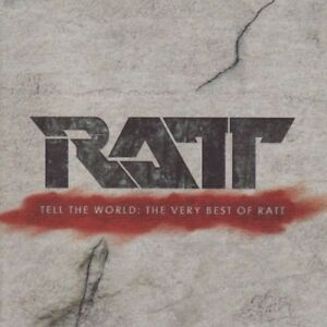 Ratt Tell the World: The Very Best of Ratt New CD $13.38