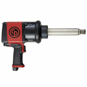 Chicago Pneumatic 1 High Torque Air Impact Wrench 6 Extended Anvil Cp7776 6