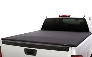 Lund 909186 Black Genesis Elite Snap Tonneau Cover For Toyota Tacoma W 5 Bed