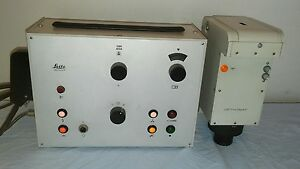 Leitz Wetzlar Microscope Camera Control Unit 301 184 001 Orthomat