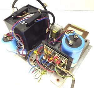 C p Bourg Power Supply Unit Transformer Drive Ae 16 Collators System