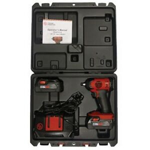 Pneumatic Compact 3 8 Cordless Impact Wrench Pack Cpt 8828k Brand New
