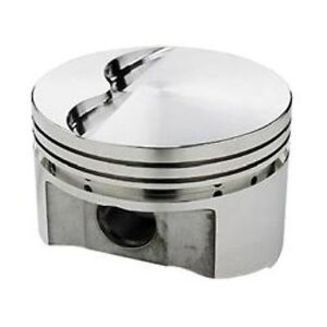 Srp 138100 400 Small Block Chevy Piston 4 155 Bore 6 Rod 3 75 Stroke