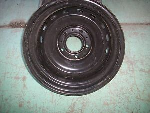 1970 s 1980 s Gmc Chevy Truck Nos 2wd 15 X 8 Rally Wheel Rim Qty 1 15596727